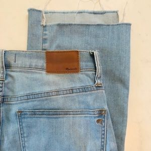Trendy Madewell Jeans